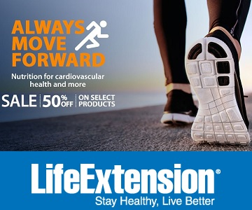 Life Extension Discount Code - 50% off Body in Motion Sale