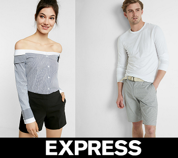 Express Promo Code and Coupons 2017