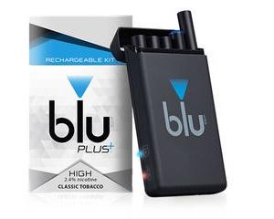 blu Plus Rechargeable Kit promotion