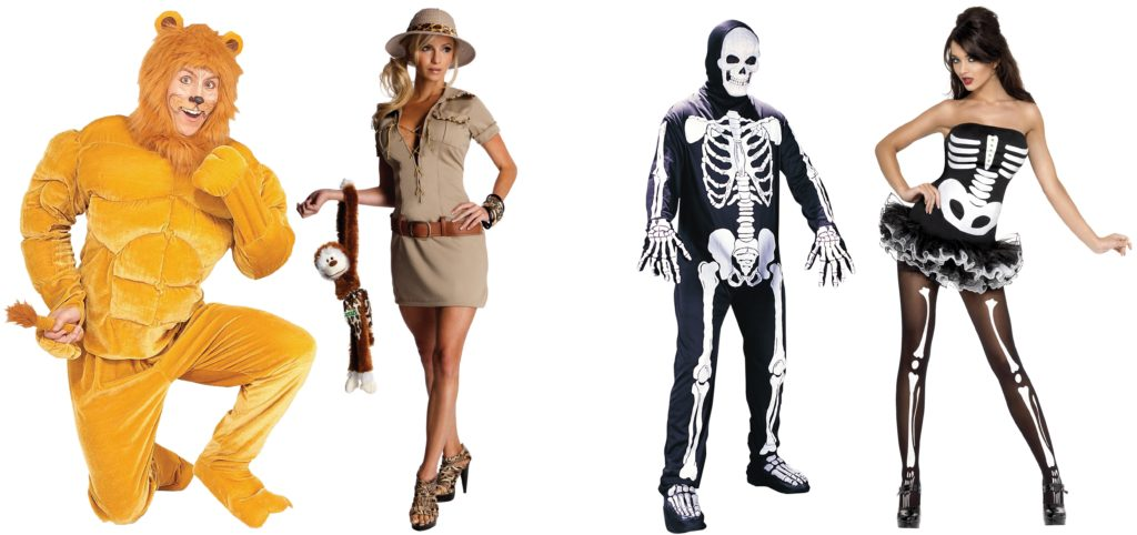 Couple Costumes for Halloween 2017