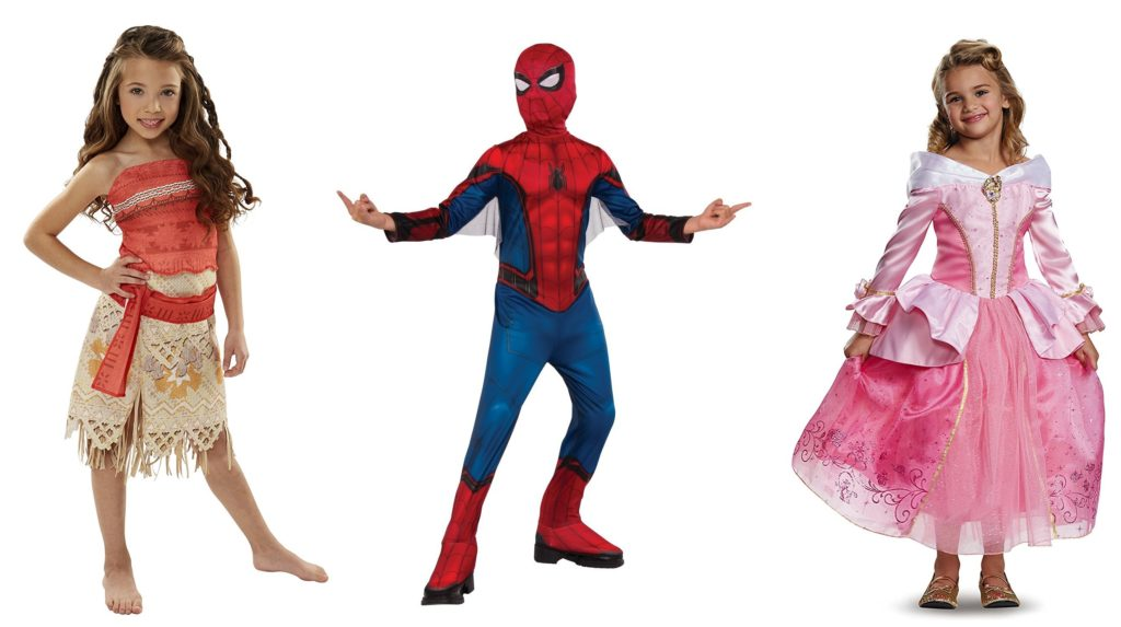 2017 Halloween Costumes for Kids