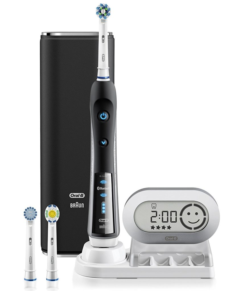 Oral-B 7000 with Bluetooth Electric Rechargeable Toothbrush