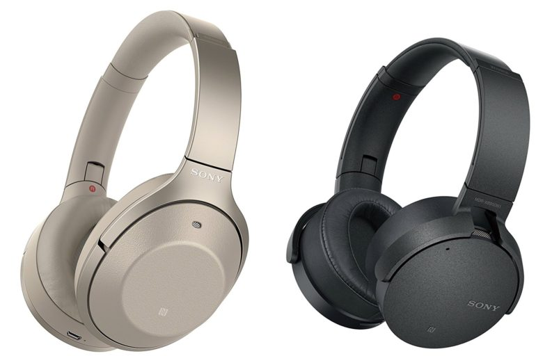 Sony Noise-Cancelling Headphones