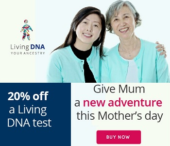 Living DNA Discount Code 2018 - Mother's Day Special