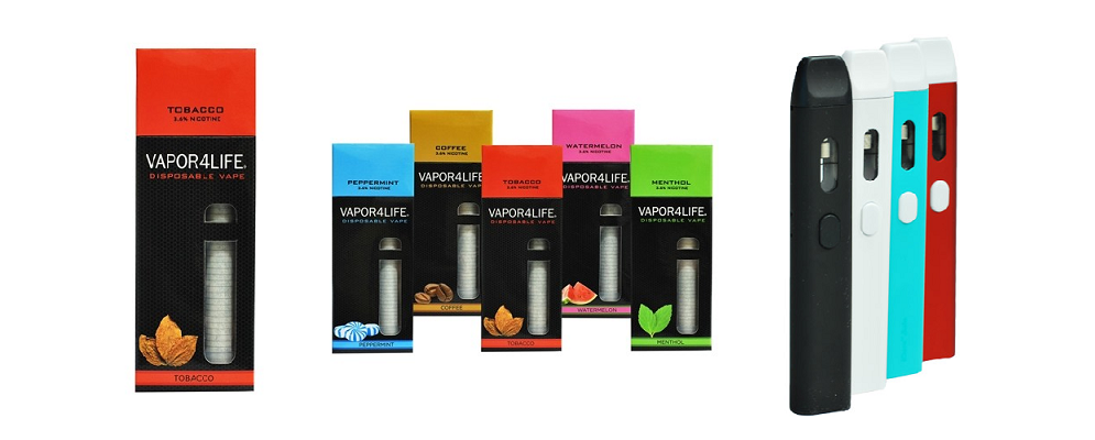 15% Off Vapor4Life Sitewide, Plus Free Shipping Deal