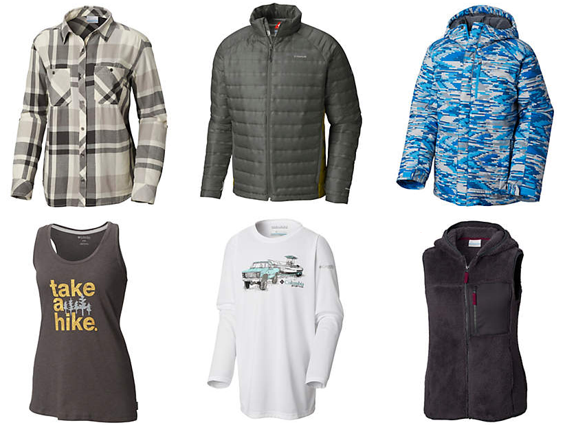 60% Off Columbia promo code October