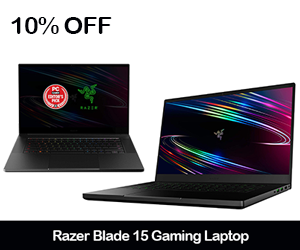 Razer Blade 15 Gaming Laptop Deals