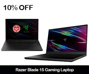 Razer Blade 15 Gaming Laptop Deals
