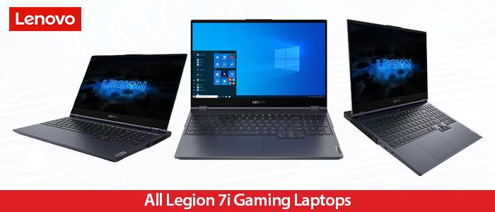 Lenovo Legion 7i Coupon Code and Black Friday Deals