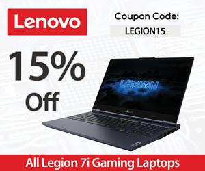 Lenovo Legion 7i Coupon Code