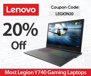 Lenovo Legion Y740 Coupon Code