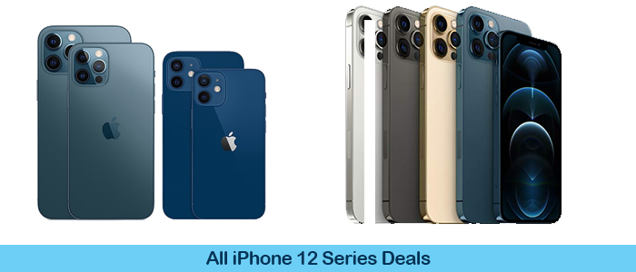 iPhone 12 Pro Deals & Coupons Black Friday 2020