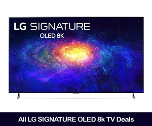 LG Signature 8K Coupons & Deals 2020