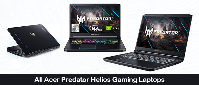 Acer Predator Helios 300 Black Friday Deals 2020