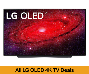 LG OLED CX Deals & Coupons 2020