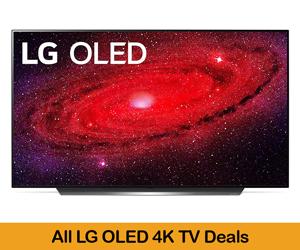 LG OLED CX Deals & Coupons 2021