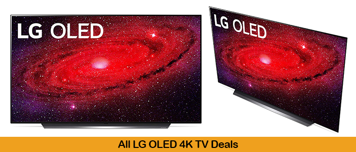 LG OLED CX Black Friday deals and coupons 2021
