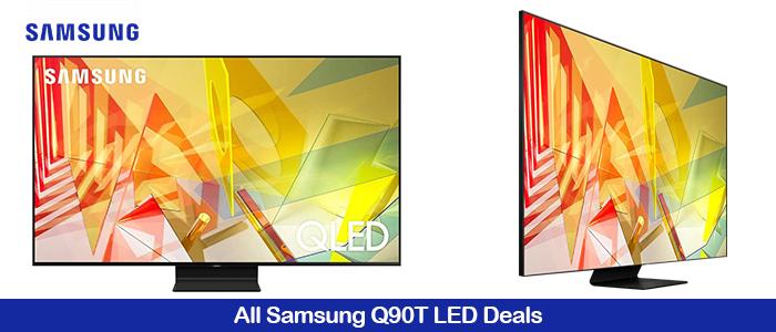 Samsung Q90T Black Friday Deals 2020