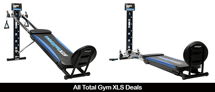 Total Gym XLS Promo Code & Deals Black Friday 2021