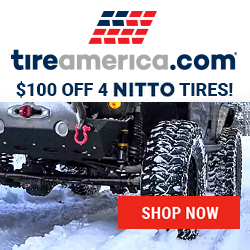 Tire America Nitto Tires Deals February 2021