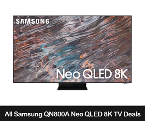 Samsung QN800A deals, coupons, sales, and promo codes 2021