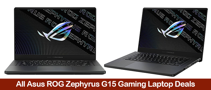 ASUS ROG Zephyrus G15 Coupons, Sales, Promo Codes, and Deals Black Friday 2021