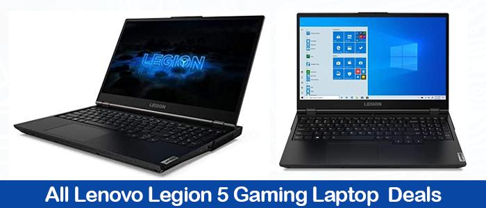 Lenovo Legion 5 & 5 Pro Coupons, Promo Codes, & Deals Black Friday 2021