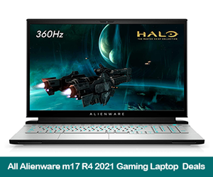 Alienware m17 R4 Coupons, Promo Codes, Sales, and Deals 2021