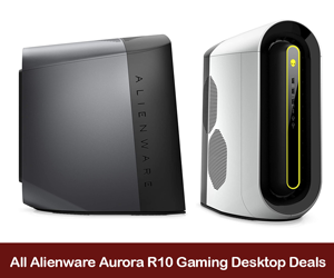 Alienware Aurora R10 Deals, Coupons, Sales, and Promo Codes 2021