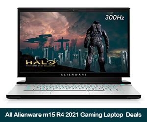 Alienware m15 R4 Coupons, Sales, Promo Codes, and Deals Black Friday 2021