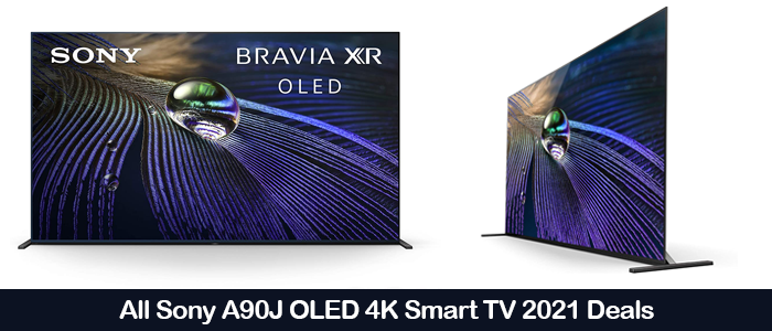 Sony A90J BRAVIA XR 2021 Deals, Coupons, Promo Codes, and Sales Black Friday