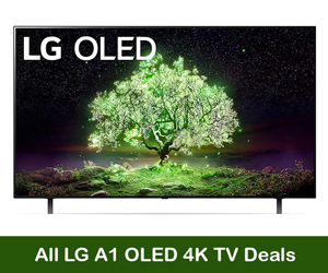 LG A1 OLED Coupons, Sales, Promo Codes, and Black Friday Deals 2021
