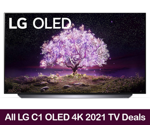 LG C1 OLED Coupons, Sales, Promo Codes, and Black Friday Deals 2021