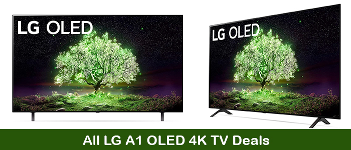 LG A1 Deals, Coupons, Discount Sales, and Promo Codes Black Friday 2021