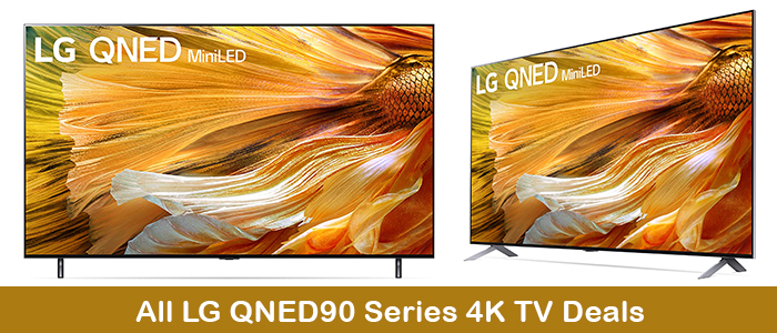 LG QNED90 MiniLED Deals, Sale, Coupons, and Promo Codes Black Friday 2021