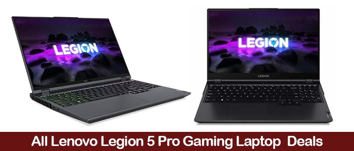 Lenovo Legion 5 Pro Deals, eCoupons, Discounts, and Sales Black Friday 2021