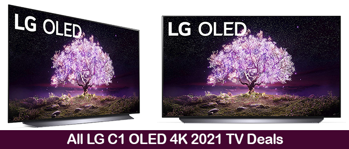 LG C1 Deals, Coupons, Discount Sales, and Promo Codes Black Friday 2021