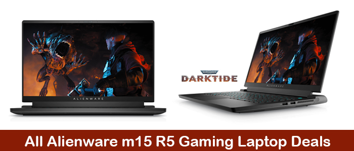 Alienware m15 R5 Deals, Coupons, Promo Codes, and Sales Black Friday 2021