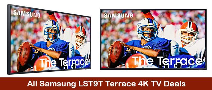 Samsung LST9T Terrace Deals, Coupons, Discounts, & Sales Black Friday 2021