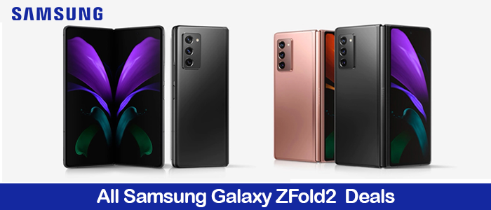 Samsung Galaxy Z Fold 2 Deals 2020