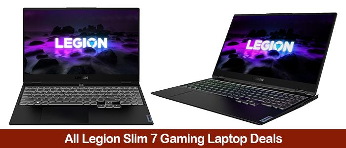 Lenovo Legion Slim 7 Deals, eCoupons, Promo Codes, and Sales Black Friday 2021