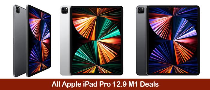 Apple iPad Pro 12.9 Black Friday Deals 2021