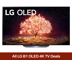 LG B1 OLED Coupons, Sales, Promo Codes, and Black Friday Deals 2021