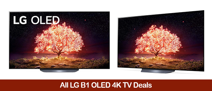 LG B1 Deals, Coupons, Discount Sales, and Promo Codes Black Friday 2021