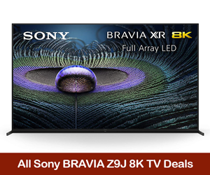 Sony Z9J Coupons, Promo Codes, Sales, and Black Friday Deals 2021