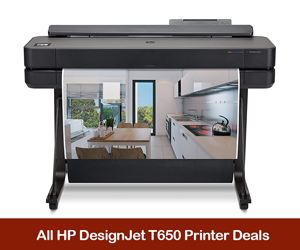 HP DesignJet T650 Price Drops, Discount Sales, Promo Codes, Coupons, and Black Friday Deals 2021