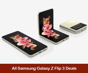 Samsung Galaxy Galaxy Z Flip3 Promo Code & Deals Black Friday 2021