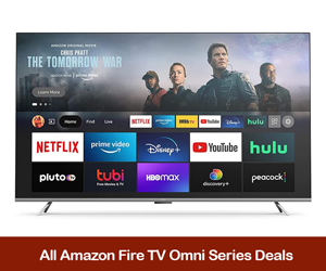 Amazon Fire TV Omni Series Coupons, Sales, Promo Codes, and Deals Black Friday 2021