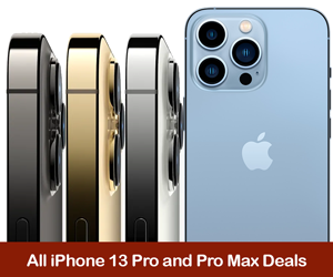 AT&T iPhone 13 Pro Deals, Coupons, Promo Codes, and iPhone 13 Pro Max Black Friday Sale 2021