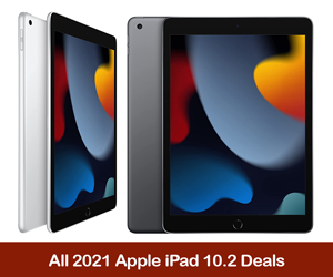 Apple iPad 9 Coupons, Sales, Promo Codes, and Deals Black Friday 2021